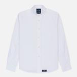 Мужская рубашка Bleu De Paname Biaude White фото- 0