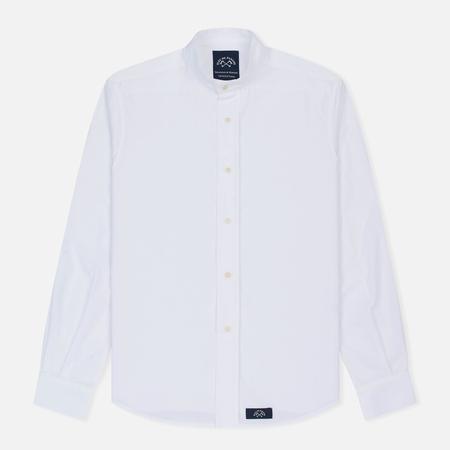Мужская рубашка Bleu De Paname Biaude White