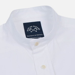 Мужская рубашка Bleu De Paname Biaude White фото- 1