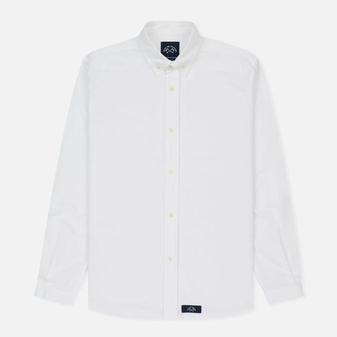 Мужская рубашка Bleu De Paname Chemise Bureau Blanc