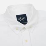 Мужская рубашка Bleu De Paname Chemise Bureau Blanc фото- 1