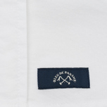 Мужская рубашка Bleu De Paname Chemise Bureau Blanc фото- 3