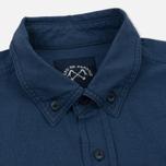 Мужская рубашка Bleu De Paname Chemise Bureau Blue Paname фото- 1