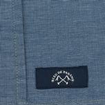 Мужская рубашка Bleu De Paname Chemise Bureau Chambray Blue фото- 3