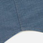 Мужская рубашка Bleu De Paname Chemise Bureau Chambray Blue фото- 4