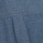 Мужская рубашка Bleu De Paname Chemise Bureau Chambray Blue фото- 5