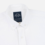 Мужская рубашка Bleu De Paname Oxford Office White фото- 1