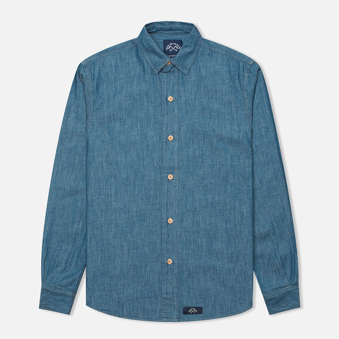 Мужская рубашка Bleu De Paname Standard Ciel