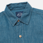 Bleu De Paname Standart Men's Shirt Ciel photo- 1