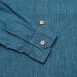 Bleu De Paname Standart Men's Shirt Ciel photo- 3