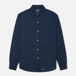Мужская рубашка Bleu De Paname Standart Indigo фото- 0