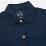 Мужская рубашка Bleu De Paname Standart Indigo фото- 1