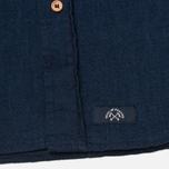 Мужская рубашка Bleu De Paname Standart Indigo фото- 2