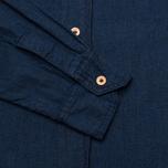 Мужская рубашка Bleu De Paname Standart Indigo фото- 3