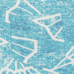 Мужская рубашка Blue Blue Japan J5467 Folding Fun Printed Turquoise фото- 2