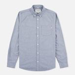 Мужская рубашка Carhartt WIP Alpha Oxford Black фото- 0