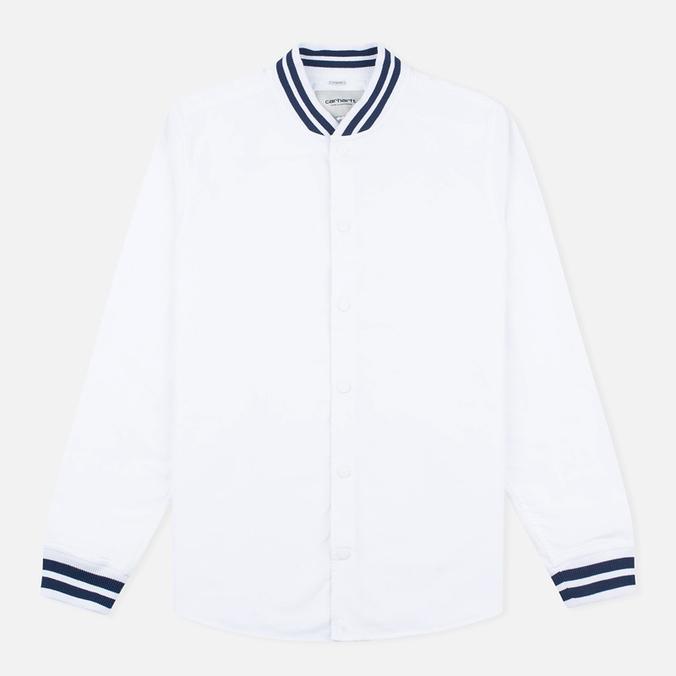Мужская рубашка Carhartt WIP Atlanta White