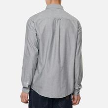 Мужская рубашка Carhartt WIP Button Down Pocket Cotton Oxford 4.7 Oz Black фото- 4