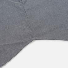 Мужская рубашка Carhartt WIP Button Down Pocket Cotton Oxford 4.7 Oz Black фото- 5