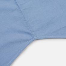 Мужская рубашка Carhartt WIP Button Down Pocket Cotton Oxford 4.7 Oz Bleach фото- 5