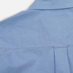 Мужская рубашка Carhartt WIP Button Down Pocket Cotton Oxford 4.7 Oz Bleach фото- 6