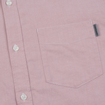 Мужская рубашка Carhartt WIP Button Down Pocket Cotton Oxford 4.7 Oz Blush фото- 2