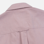 Мужская рубашка Carhartt WIP Button Down Pocket Cotton Oxford 4.7 Oz Blush фото- 5
