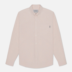 Мужская рубашка Carhartt WIP Button Down Pocket Cotton Oxford 4.7 Oz Powdery