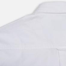 Мужская рубашка Carhartt WIP Button Down Pocket Cotton Oxford 4.7 Oz White фото- 6