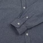 Мужская рубашка Carhartt WIP Civil Blue Rinsed фото- 3