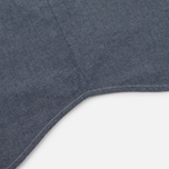 Мужская рубашка Carhartt WIP Civil Blue Rinsed фото- 5