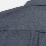 Мужская рубашка Carhartt WIP Civil Blue Rinsed фото- 6