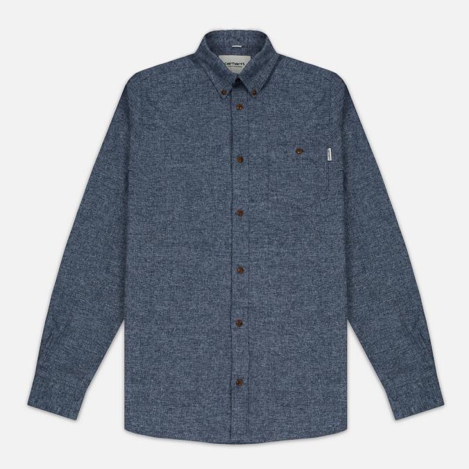 Мужская рубашка Carhartt WIP Cram 4.7 Oz Navy