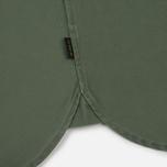 Мужская рубашка Carhartt WIP Curt Dollar Green/Black Stone Washed фото- 4