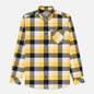 Мужская рубашка Carhartt WIP Keagan Check/Sunflower фото - 0
