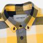 Мужская рубашка Carhartt WIP Keagan Check/Sunflower фото - 1