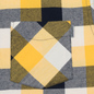 Мужская рубашка Carhartt WIP Keagan Check/Sunflower фото - 2