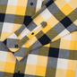 Мужская рубашка Carhartt WIP Keagan Check/Sunflower фото - 3