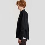 Мужская рубашка Carhartt WIP Madison 6.5 Oz Black/Wax фото- 2