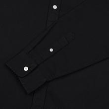 Мужская рубашка Carhartt WIP Madison 6.5 Oz Black/White фото- 3