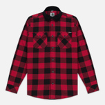 Мужская рубашка Carhartt WIP Marlon 5 Oz Blast Red фото- 0