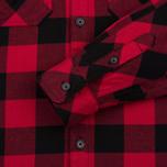 Мужская рубашка Carhartt WIP Marlon 5 Oz Blast Red фото- 2