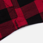 Мужская рубашка Carhartt WIP Marlon 5 Oz Blast Red фото- 3