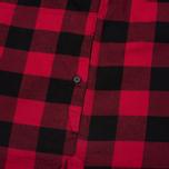 Мужская рубашка Carhartt WIP Marlon 5 Oz Blast Red фото- 4