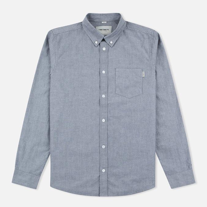 Мужская рубашка Carhartt WIP Rogers Black