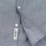 Мужская рубашка Carhartt WIP Rogers Black фото- 4