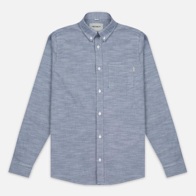 Мужская рубашка Carhartt WIP Rogers Blue