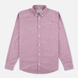 Мужская рубашка Carhartt WIP Rogers Cordovan фото- 0