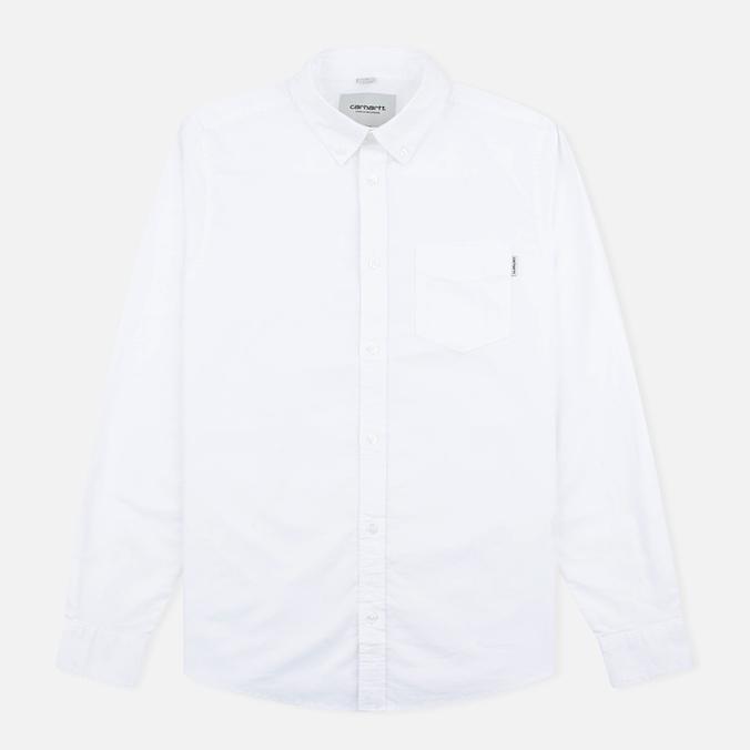 Мужская рубашка Carhartt WIP Rogers White