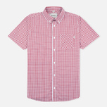 Carhartt WIP S/S Men's shirt Alabama Kenneth Check photo- 0